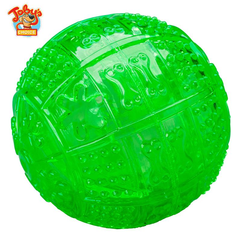 Toby's Choice Leckerchen Ball für Hunde, Bild 3