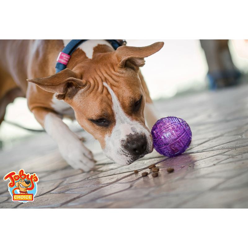 Toby's Choice Leckerchen Ball für Hunde, Bild 5