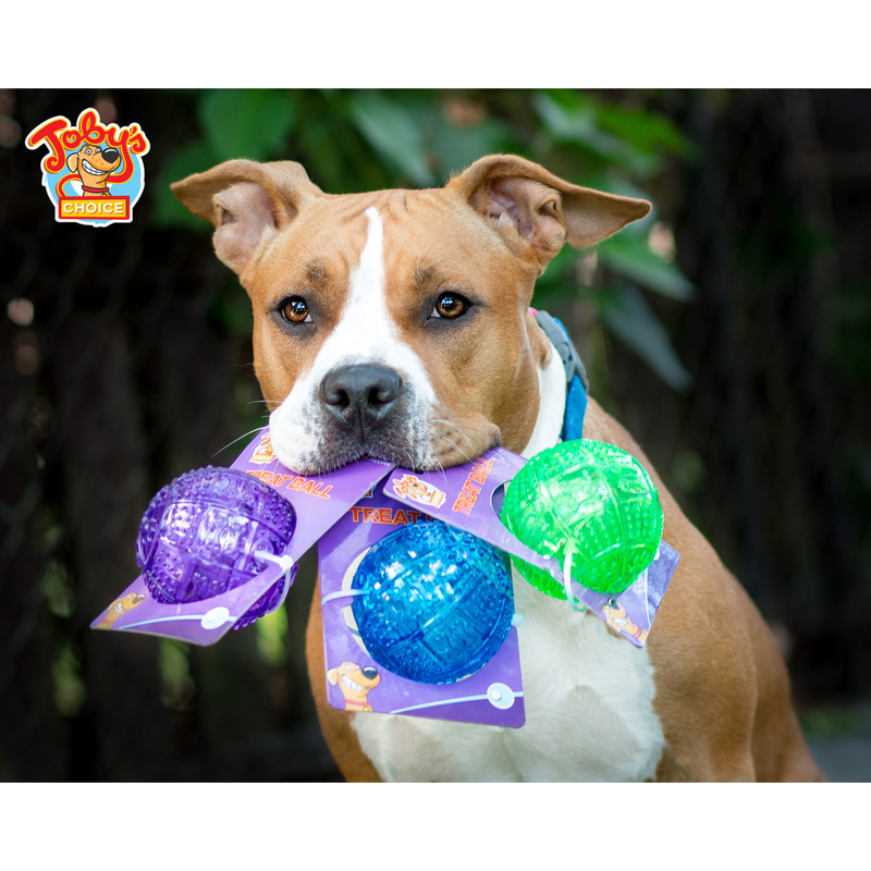 Toby's Choice Leckerchen Ball für Hunde, Bild 6