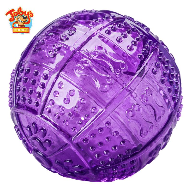 Toby's Choice Leckerchen Ball für Hunde