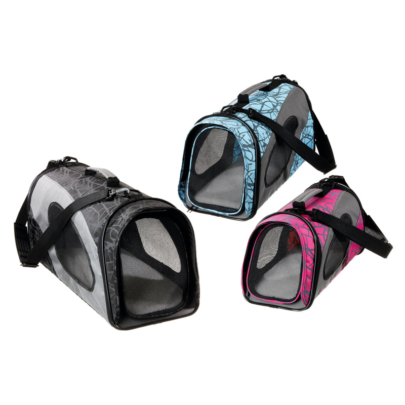 Karlie Flamingo Tragetasche Smart Carry Bag für Katzen und kleine Hunde