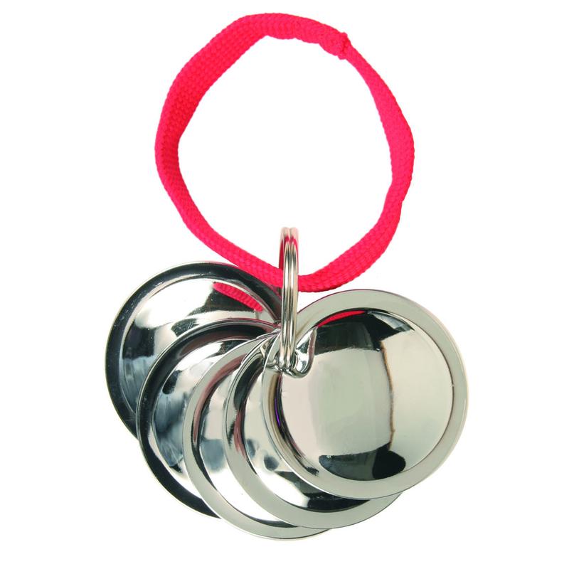 TRIXIE Hunde Trainings Discs verchromt 2288