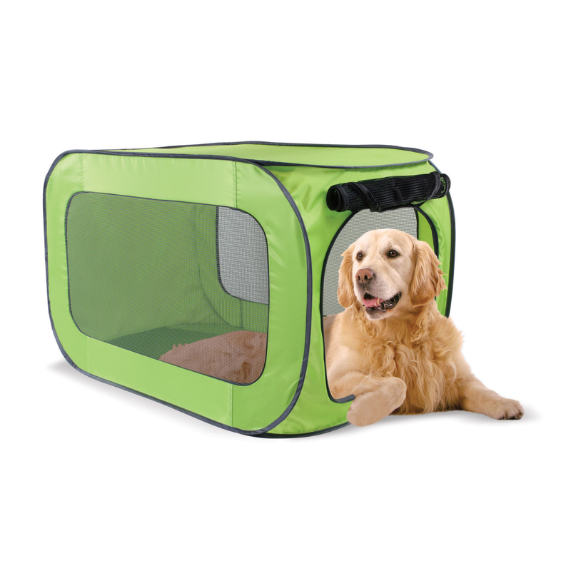 SportPet Designs Transportable Hundebox faltbar