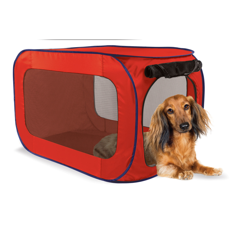 SportPet Designs Transportable Hundebox faltbar, Bild 2