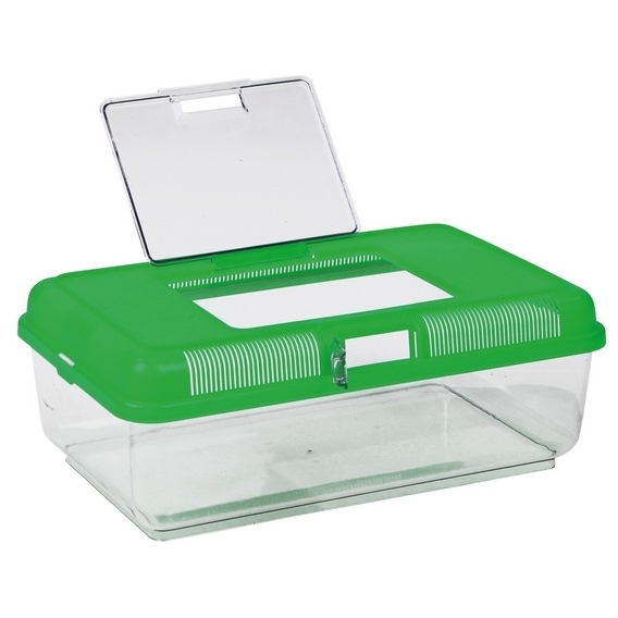 TRIXIE Transportbox Fütterungsbox für Terrarium 76300, Bild 4