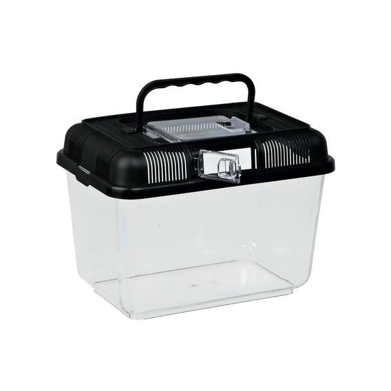 TRIXIE Transportbox Fütterungsbox für Terrarium 76300