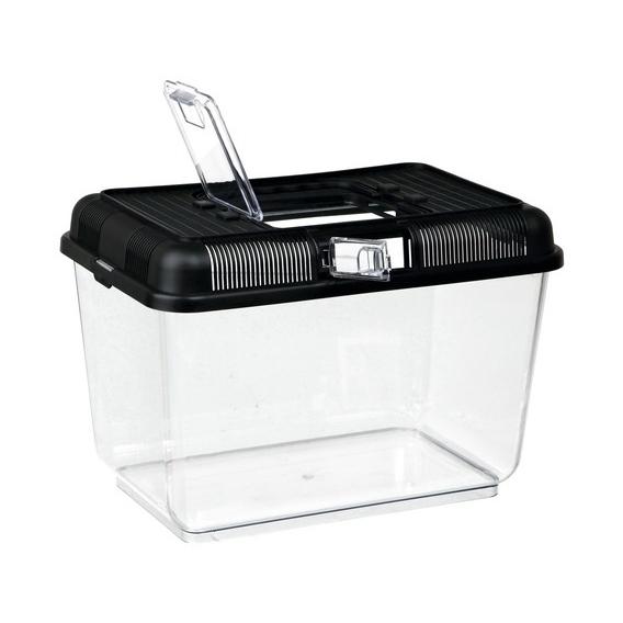 TRIXIE Transportbox Fütterungsbox für Terrarium 76300, Bild 2