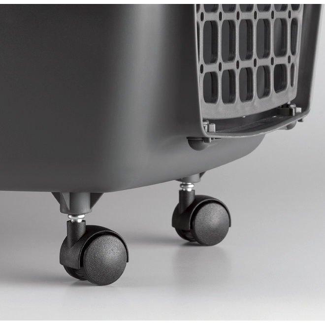 Stefanplast Transportbox Gulliver Deluxe mit Metalltür, Bild 4