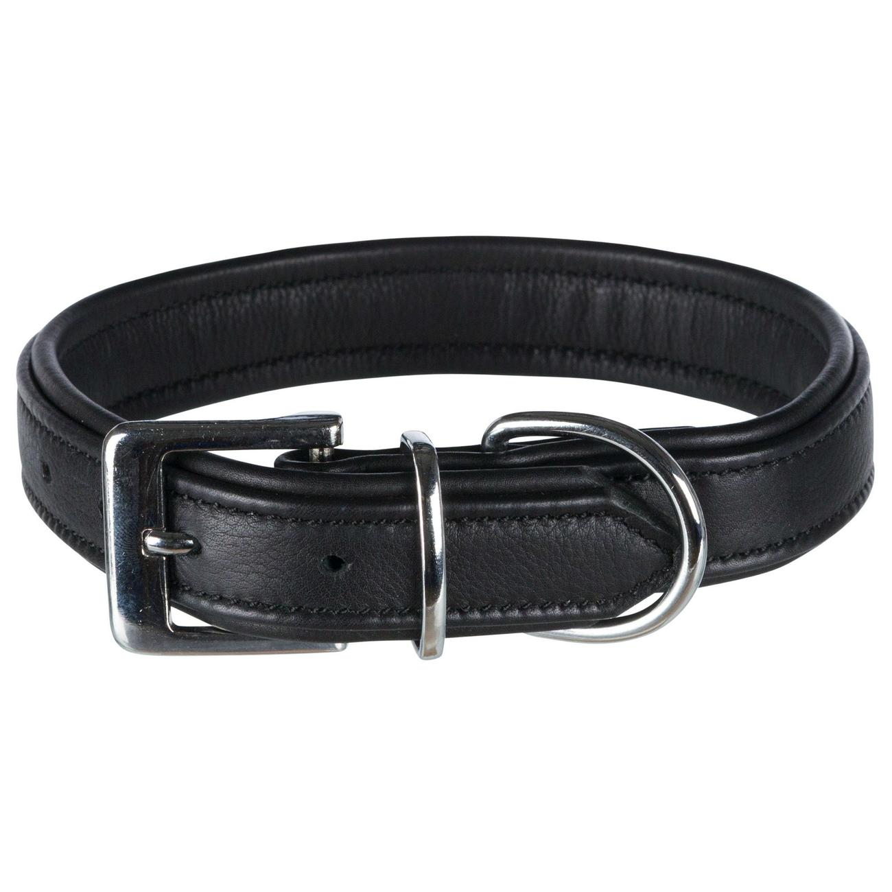 Trixie Active Comfort Hunde Halsband Leder 18944, Bild 3