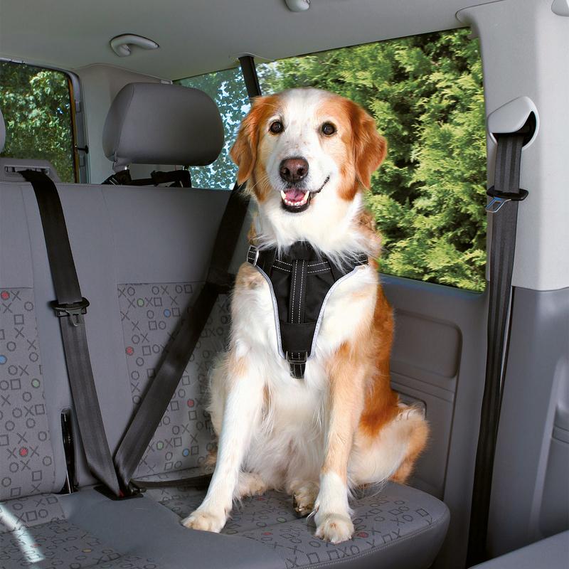 Trixie Auto Sicherheitsgeschirr Hund Dog Protect 12855