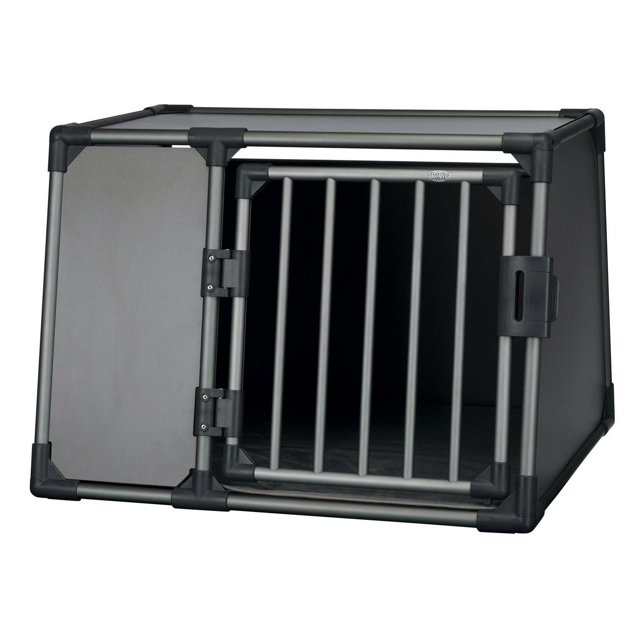 Trixie Autobox für Hunde aus Aluminium, graphit 39335, Bild 7