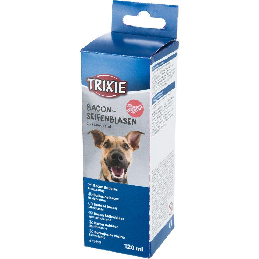 Trixie Bacon Seifenblasen, 120 ml