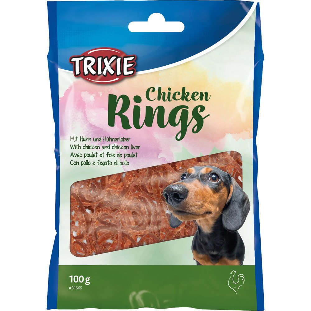 Trixie Chicken Rings, 100 g
