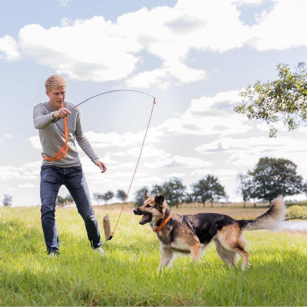 TRIXIE Dog Activity Reizangel für Hunde 32145, Bild 2