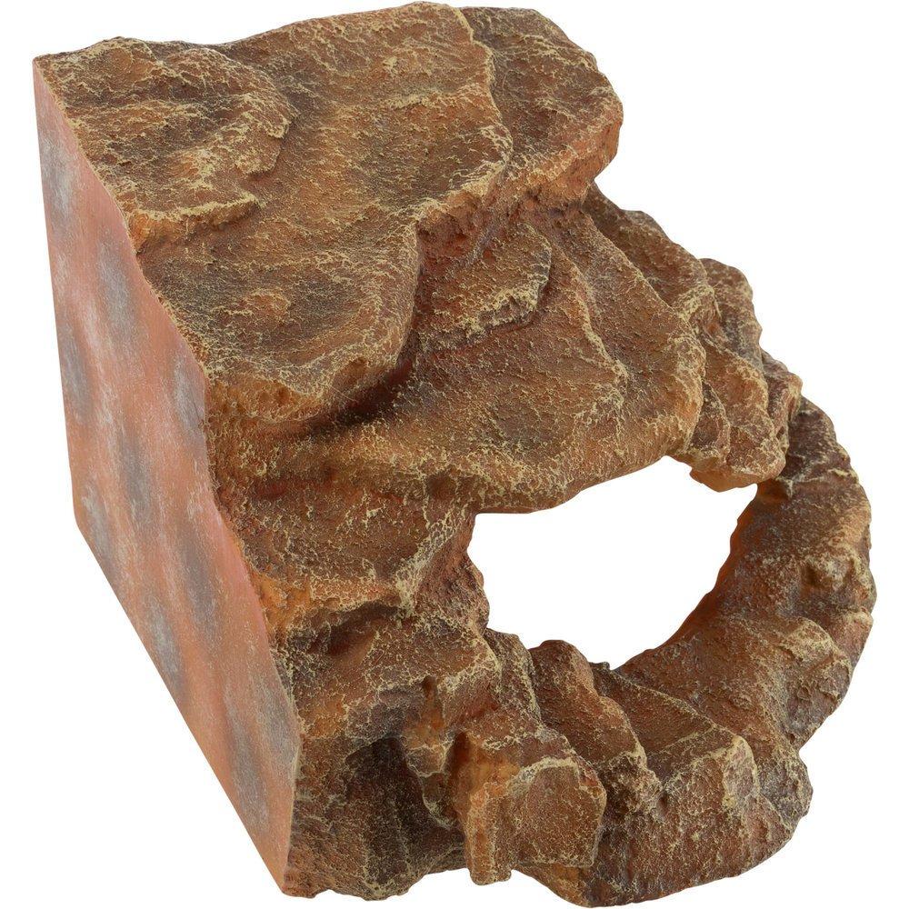 TRIXIE Eck-Fels mit Höhle und Plattform Preview Image