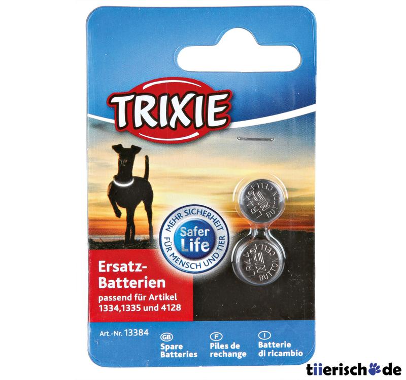 Trixie Ersatzbatterien, 2 St. L736 (LR41) (1,5 V)