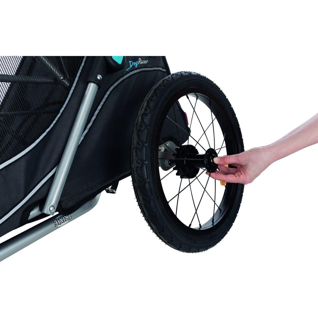 TRIXIE Fahrrad-Anhänger, faltbar 12794, Bild 8