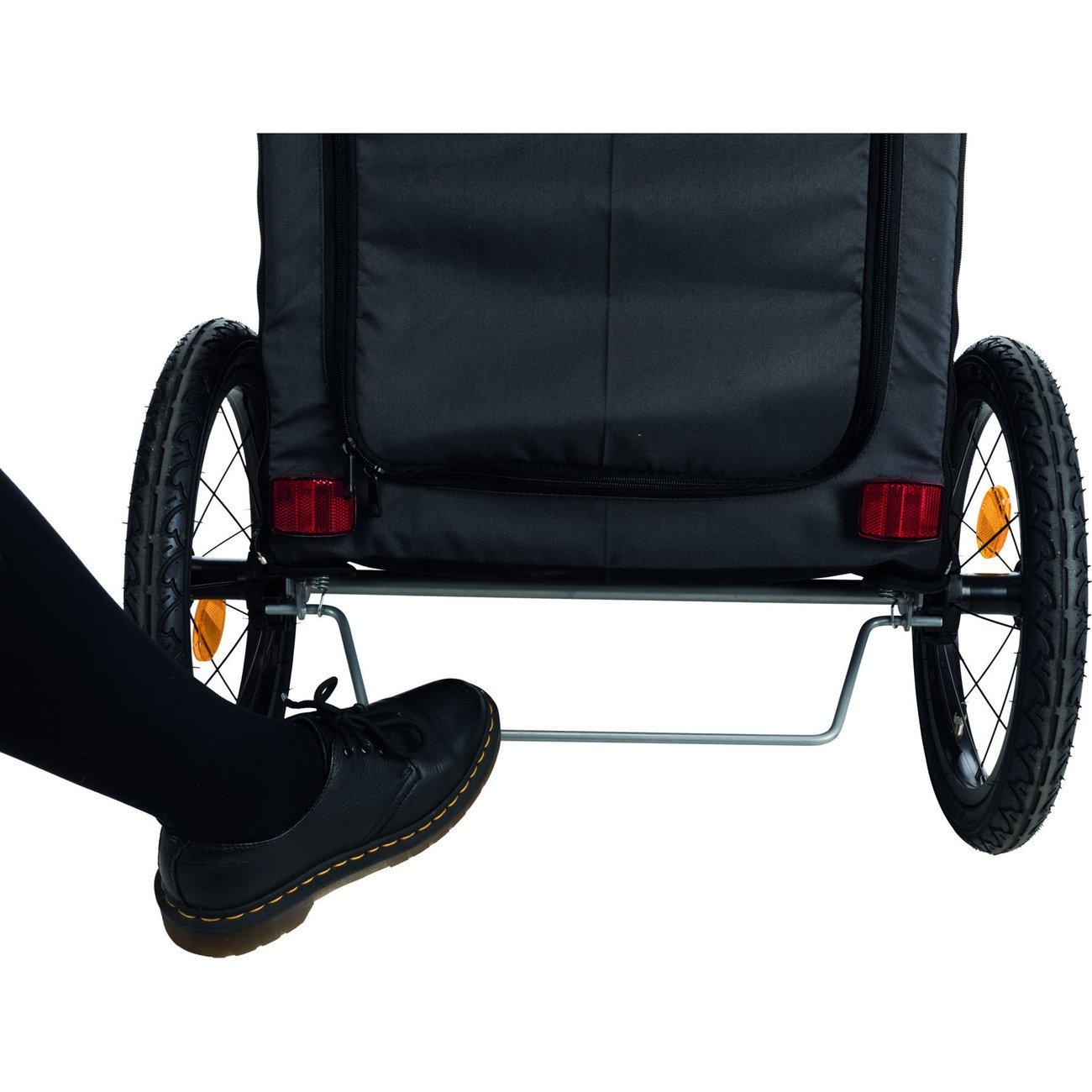 TRIXIE Fahrrad-Anhänger, faltbar 12794, Bild 9