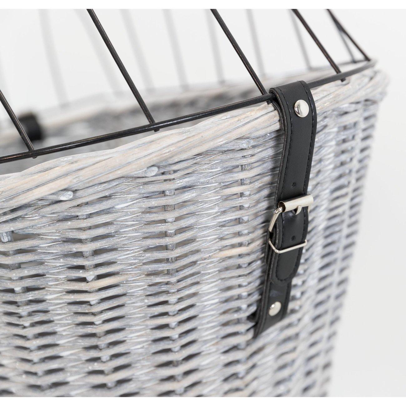 TRIXIE Fahrradkorb für Gepäckträger 13114, Bild 6