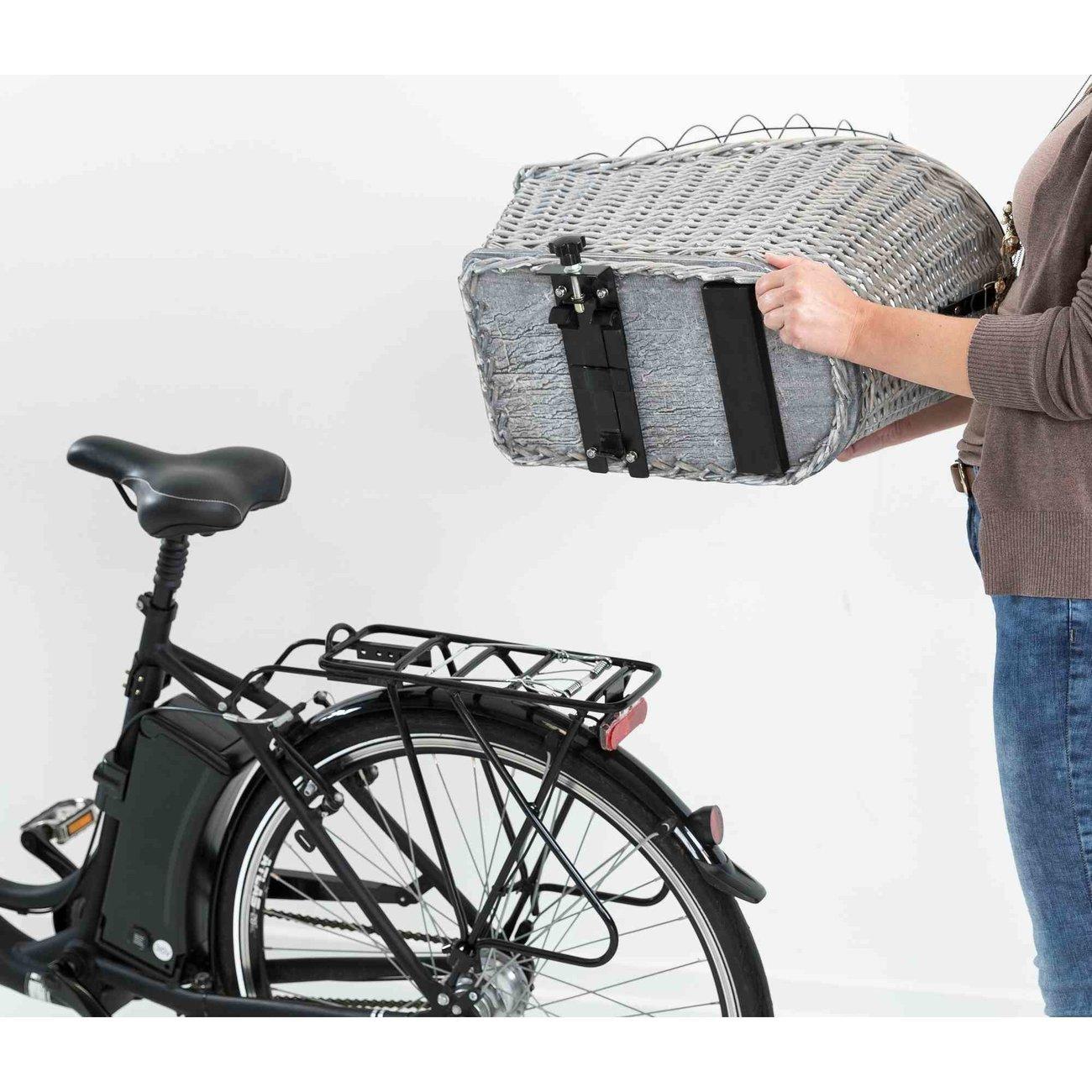 TRIXIE Fahrradkorb für Gepäckträger 13114, Bild 19