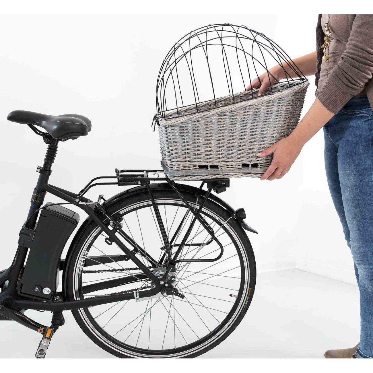 TRIXIE Fahrradkorb für Gepäckträger 13114, Bild 39