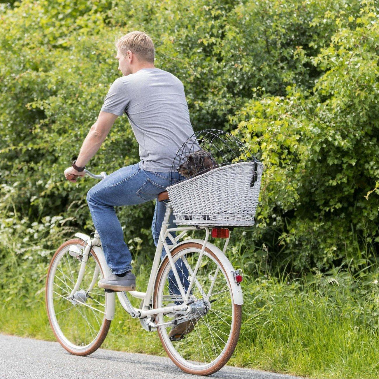 TRIXIE Fahrradkorb für Gepäckträger 13114, Bild 2