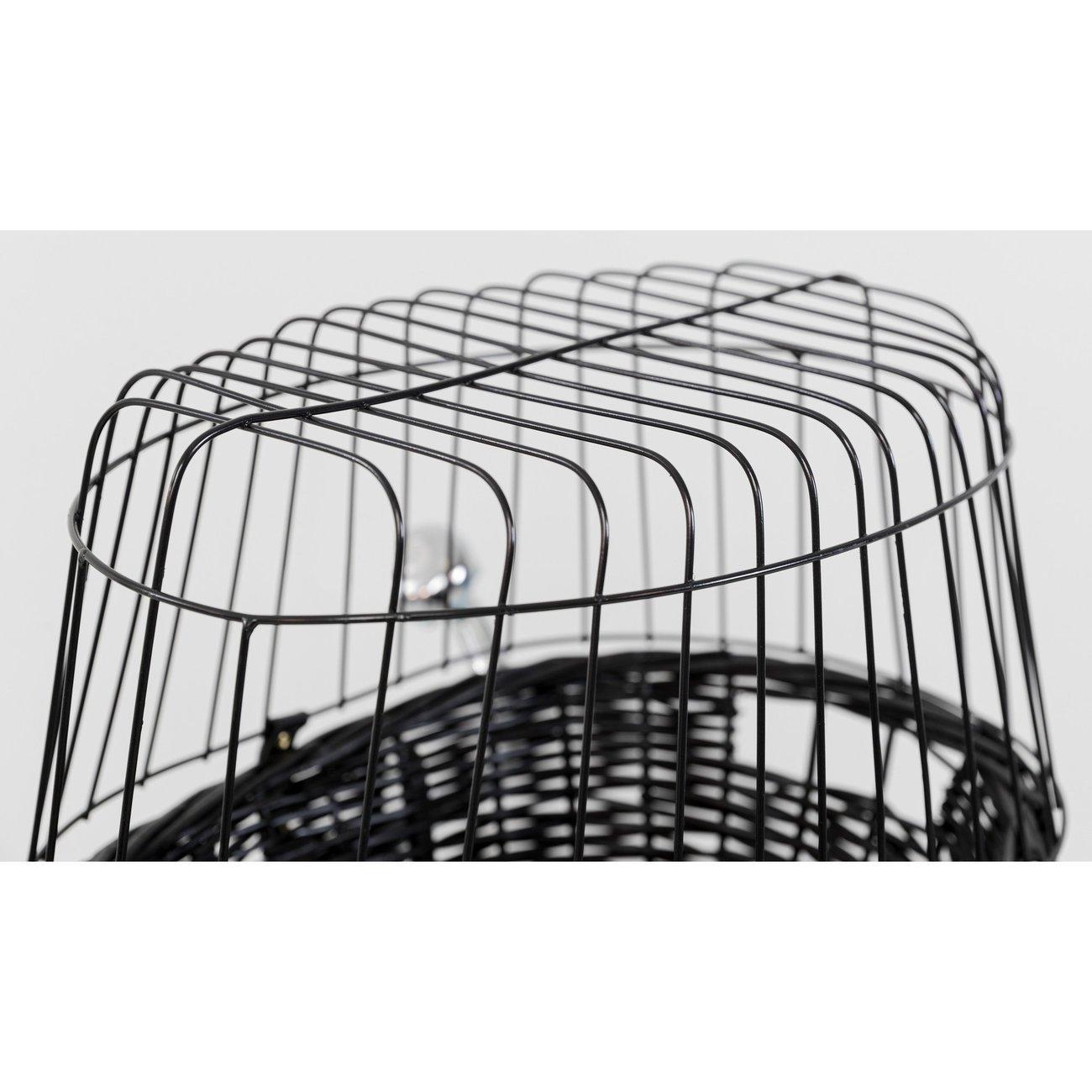 TRIXIE Fahrradkorb mit Gitter, schwarz 2818, Bild 10