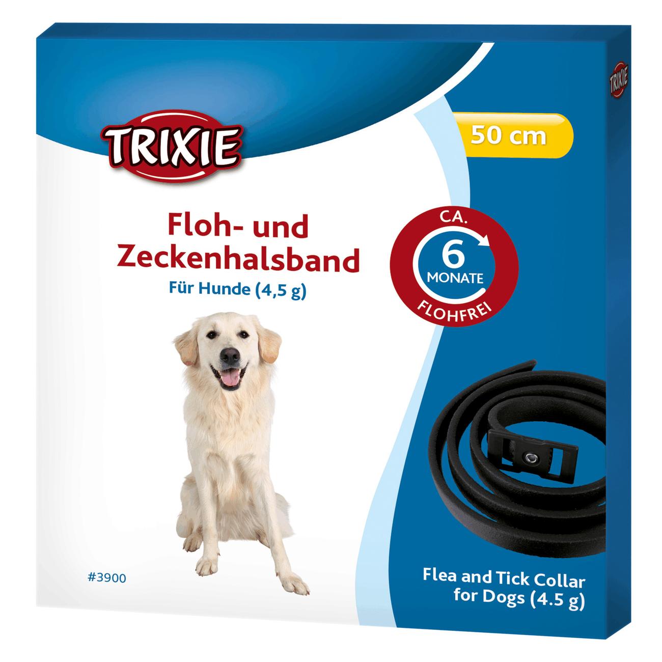 Trixie Flohhalsband und Zeckenhalsband für Hunde 3900, Bild 4