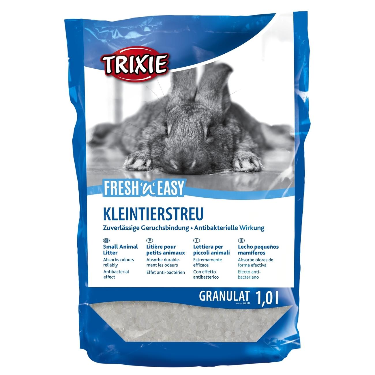 Trixie Fresh n Easy Kleintierstreu Granulat Silikatstreu 6258