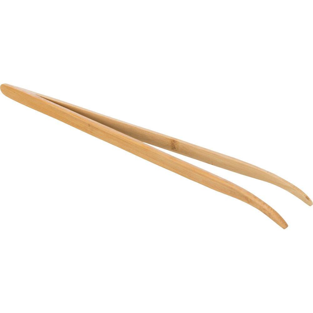 Trixie Futterpinzette aus Bambus für Terrarien, 28 cm