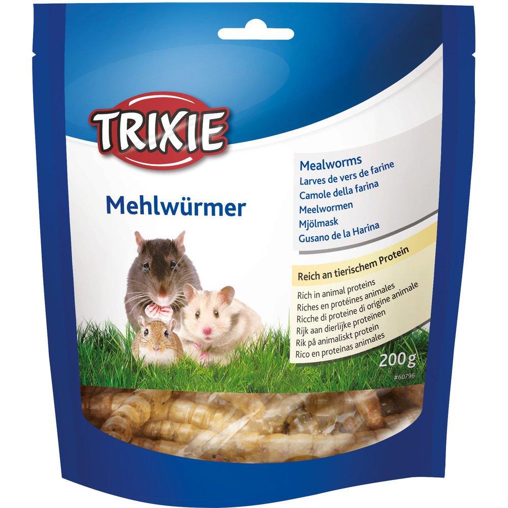 Trixie Getrocknete Mehlwürmer, 200 g