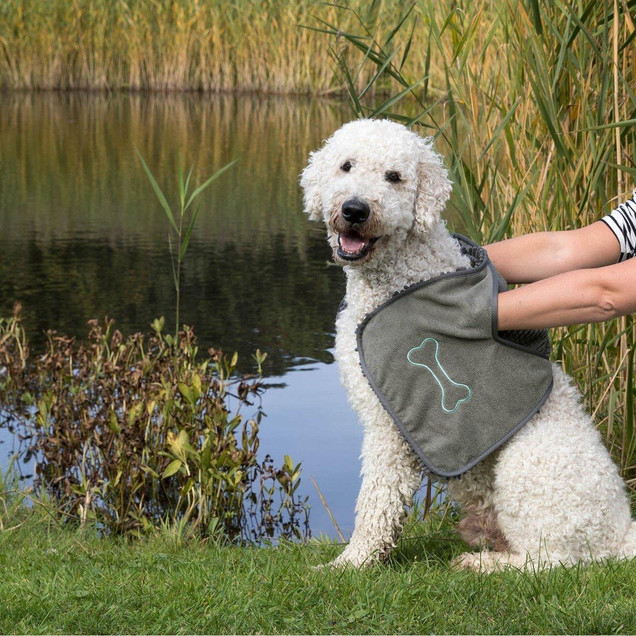 TRIXIE Handtuch mit Laschen Preview Image