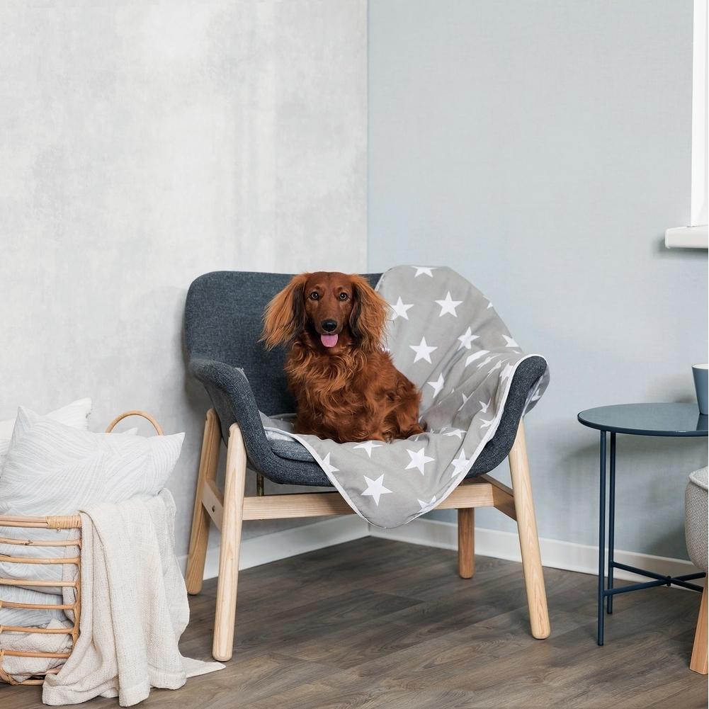 Trixie Haustier-Decke Stars 37107, Bild 3