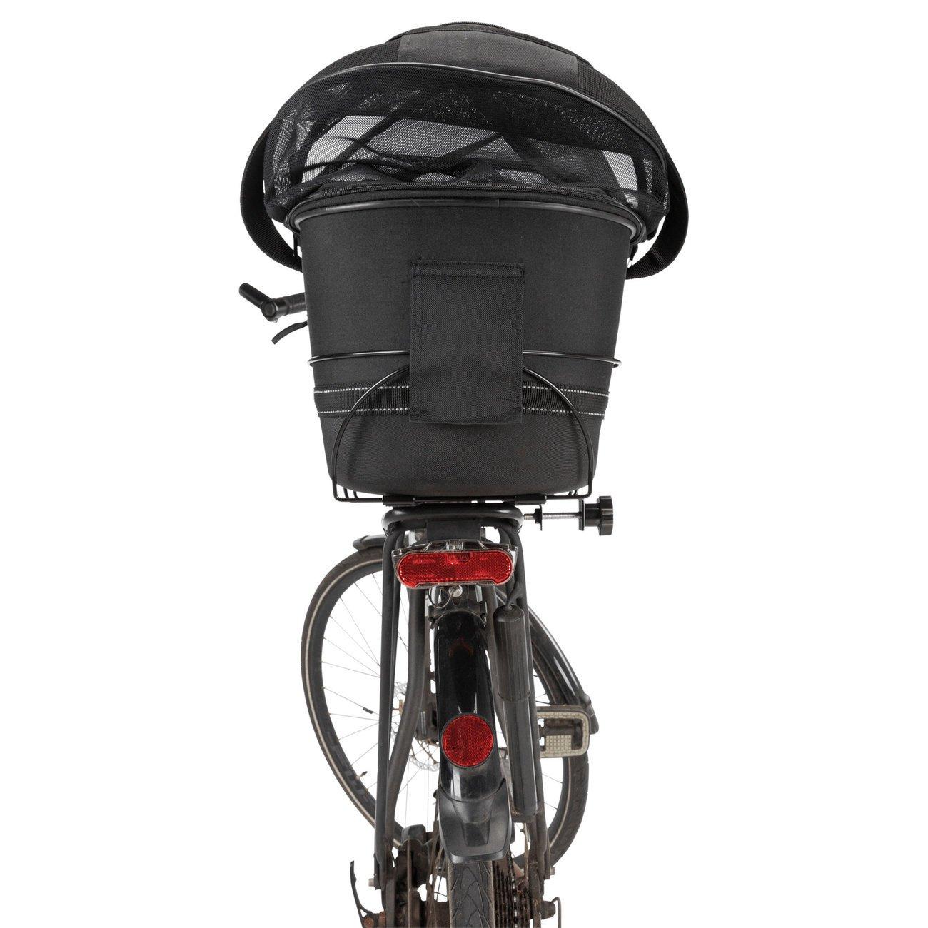 TRIXIE Hunde-Fahrradkorb für schmale Gepäckträger 13111, Bild 5