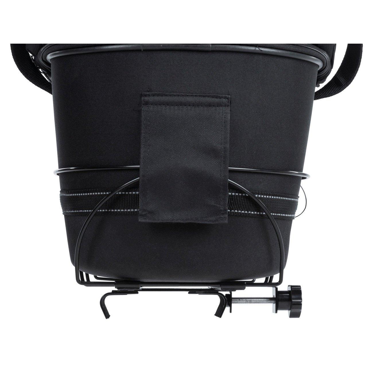 TRIXIE Hunde-Fahrradkorb für schmale Gepäckträger 13111, Bild 12