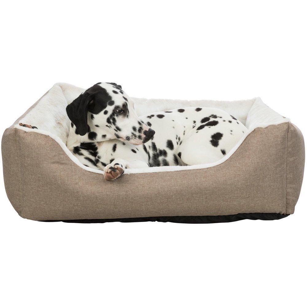 Hundebett Nelli mit Plüsch Bild 2
