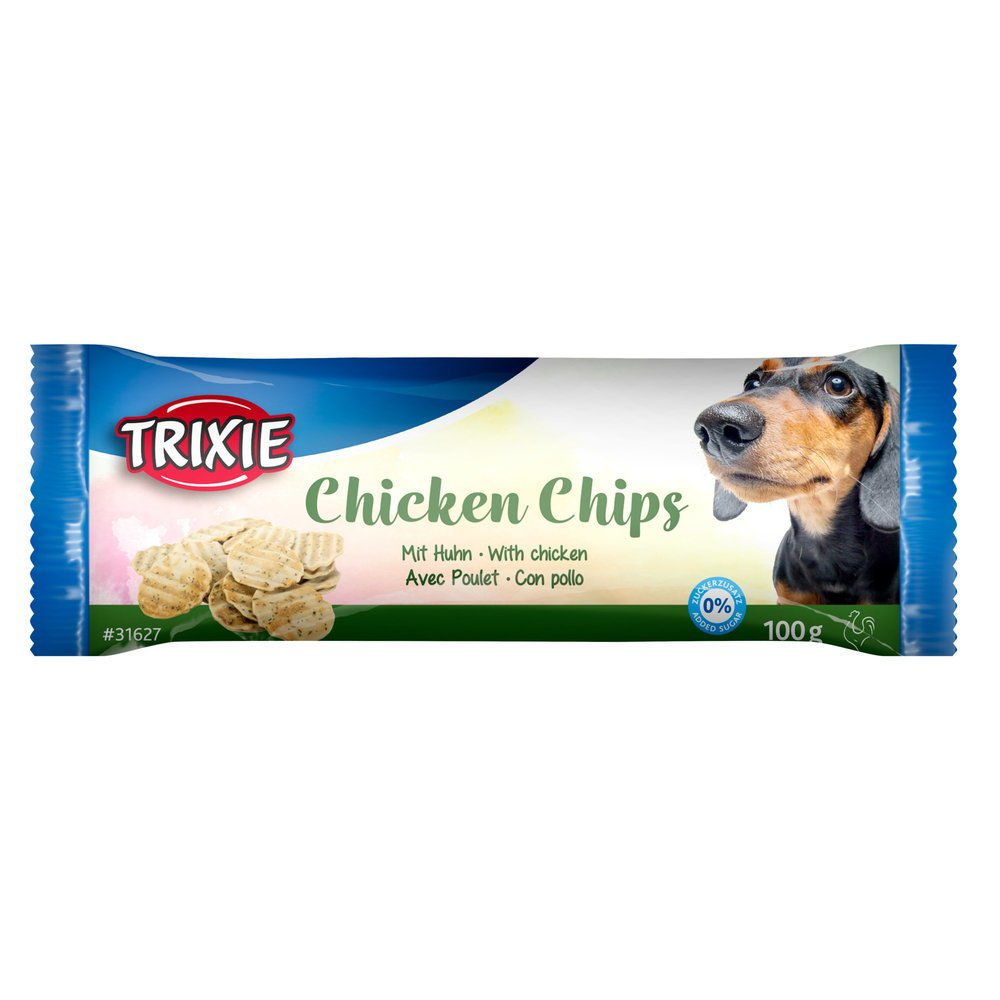 Trixie Hundechips Snack Chips, Huhn