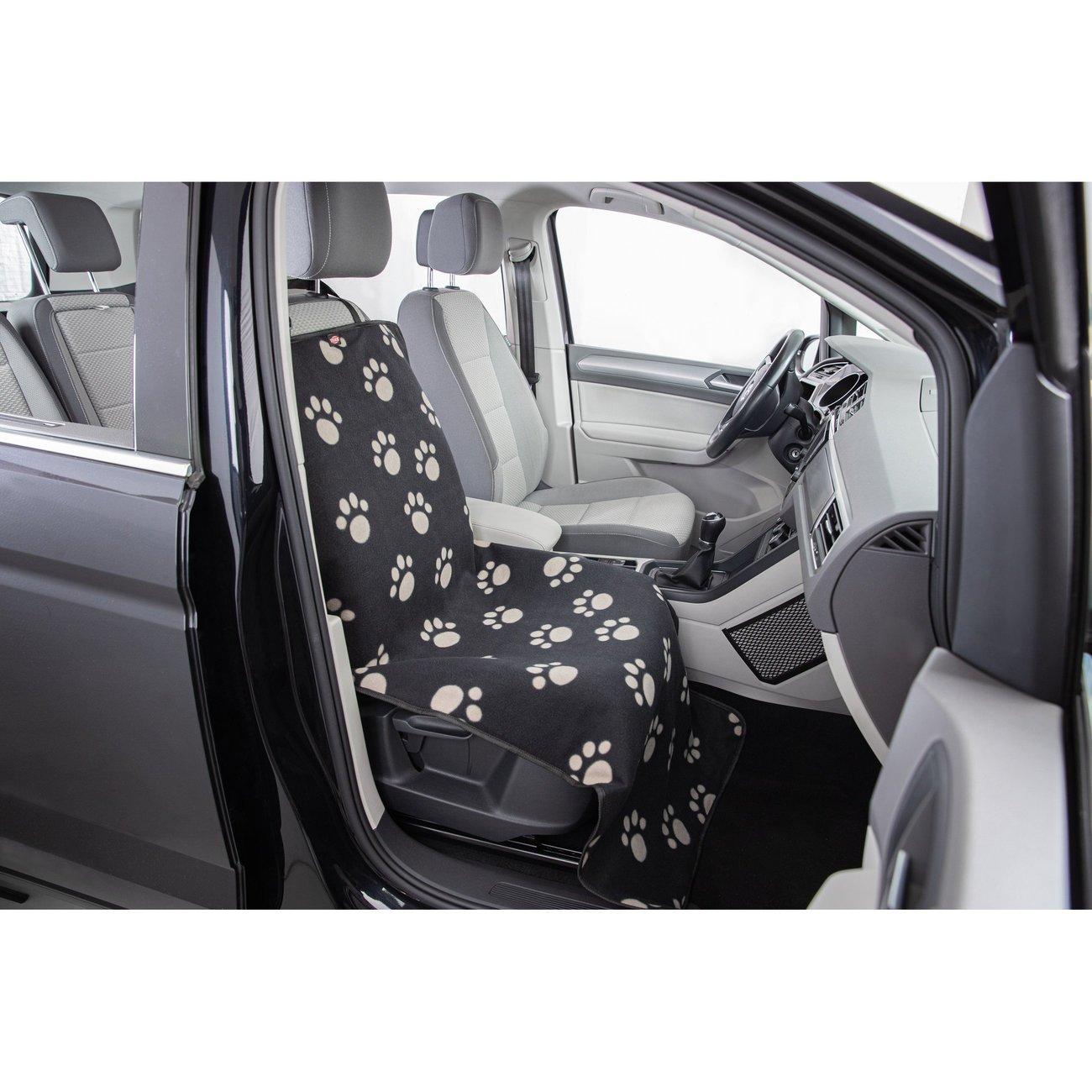 TRIXIE Hundedecke Autositz Pfotenmotiv 13235, Bild 6