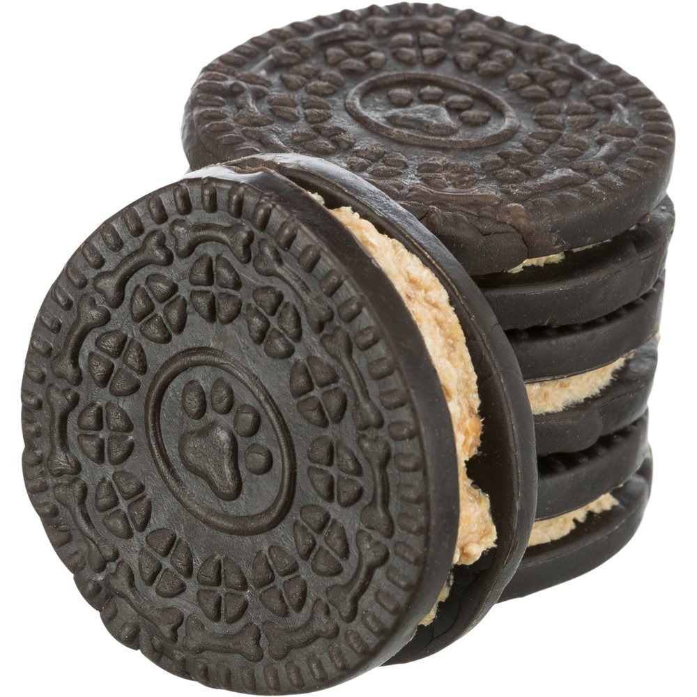 TRIXIE Hundekekse Black & White Cookies 31625, Bild 3