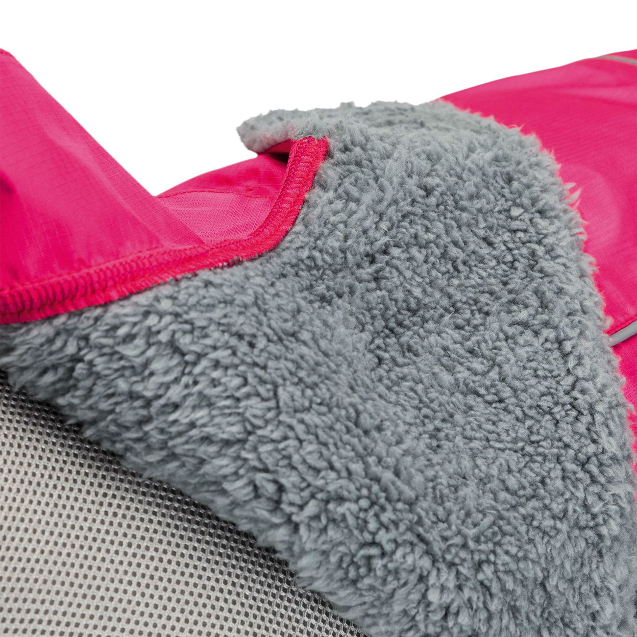 Trixie Hundemantel Méribel pink 67880, Bild 4