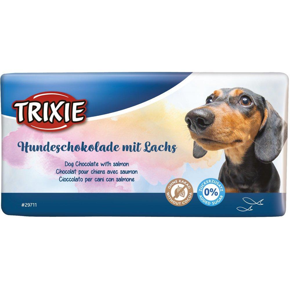 Trixie Hundeschokolade, 100 g, Lachs