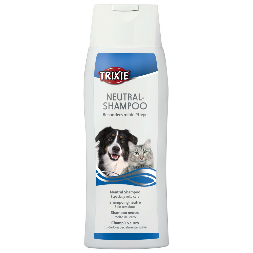 Trixie Hundeshampoo Neutral Mild, 250 ml