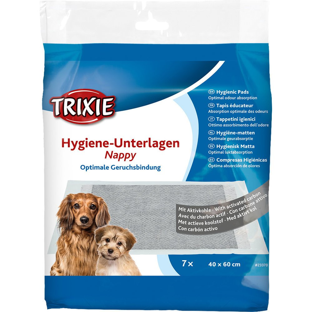 TRIXIE Hygiene Unterlage Nappy mit Aktivkohle Preview Image