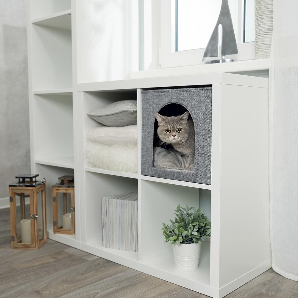 Trixie Katzen Kuschelhöhle Ella für Regal 44087, Bild 2