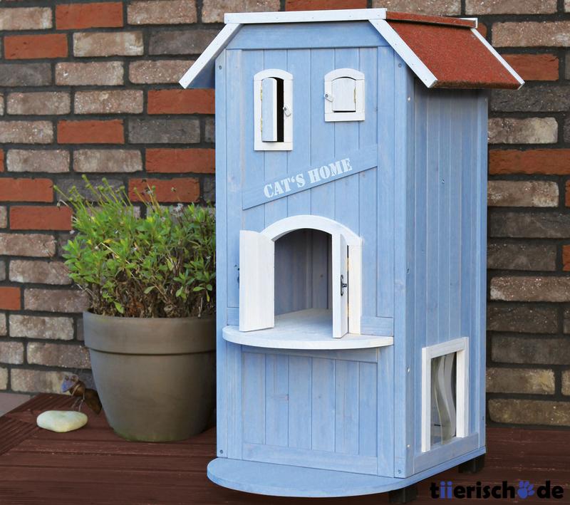 Trixie Katzenhaus Cats Home , Bild 7