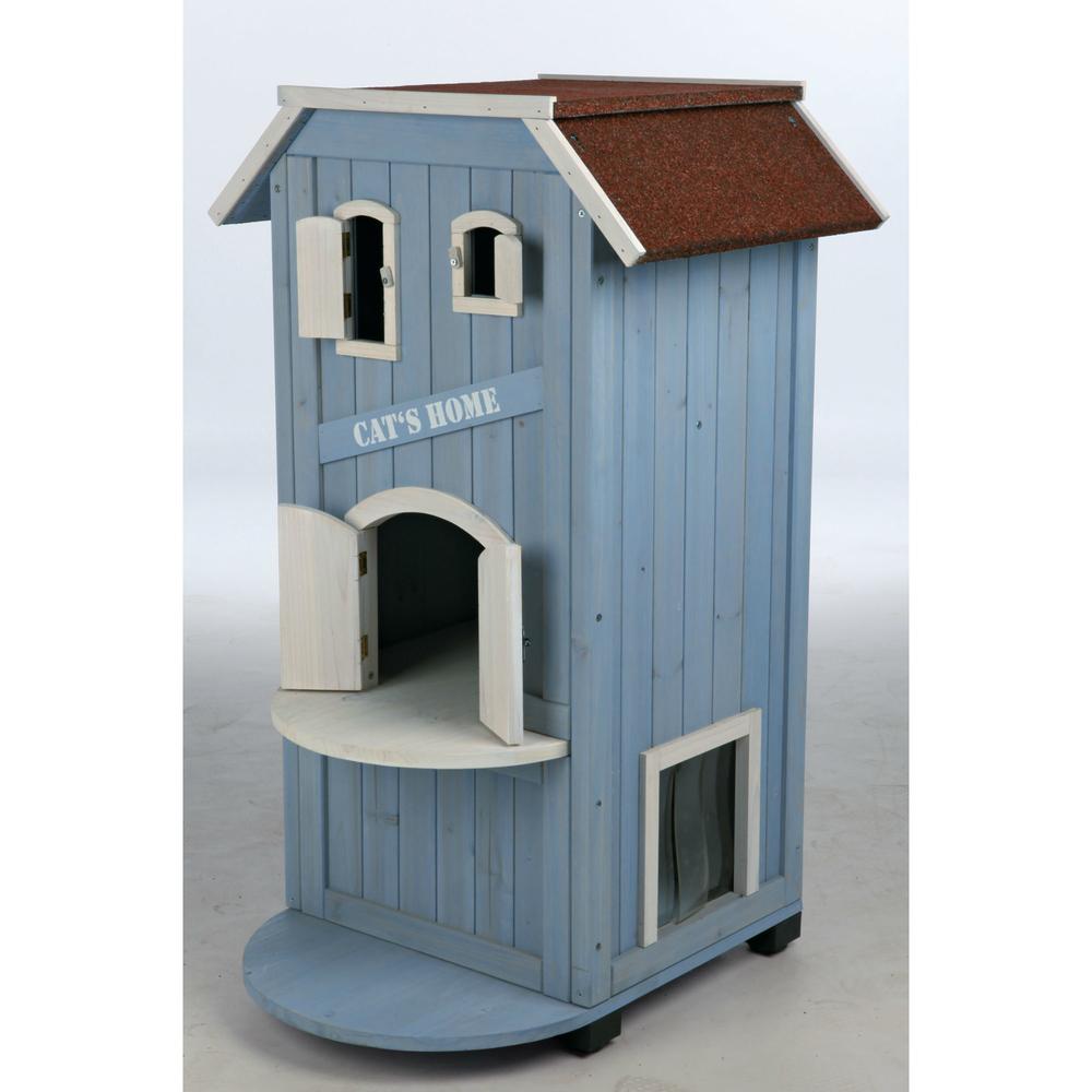 Trixie Katzenhaus Cats Home , Bild 2