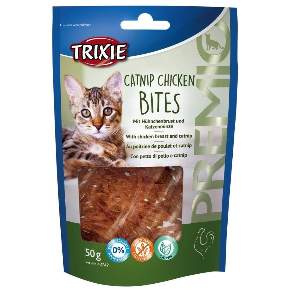 Trixie Katzensnack PREMIO Catnip Chicken Bites 42742