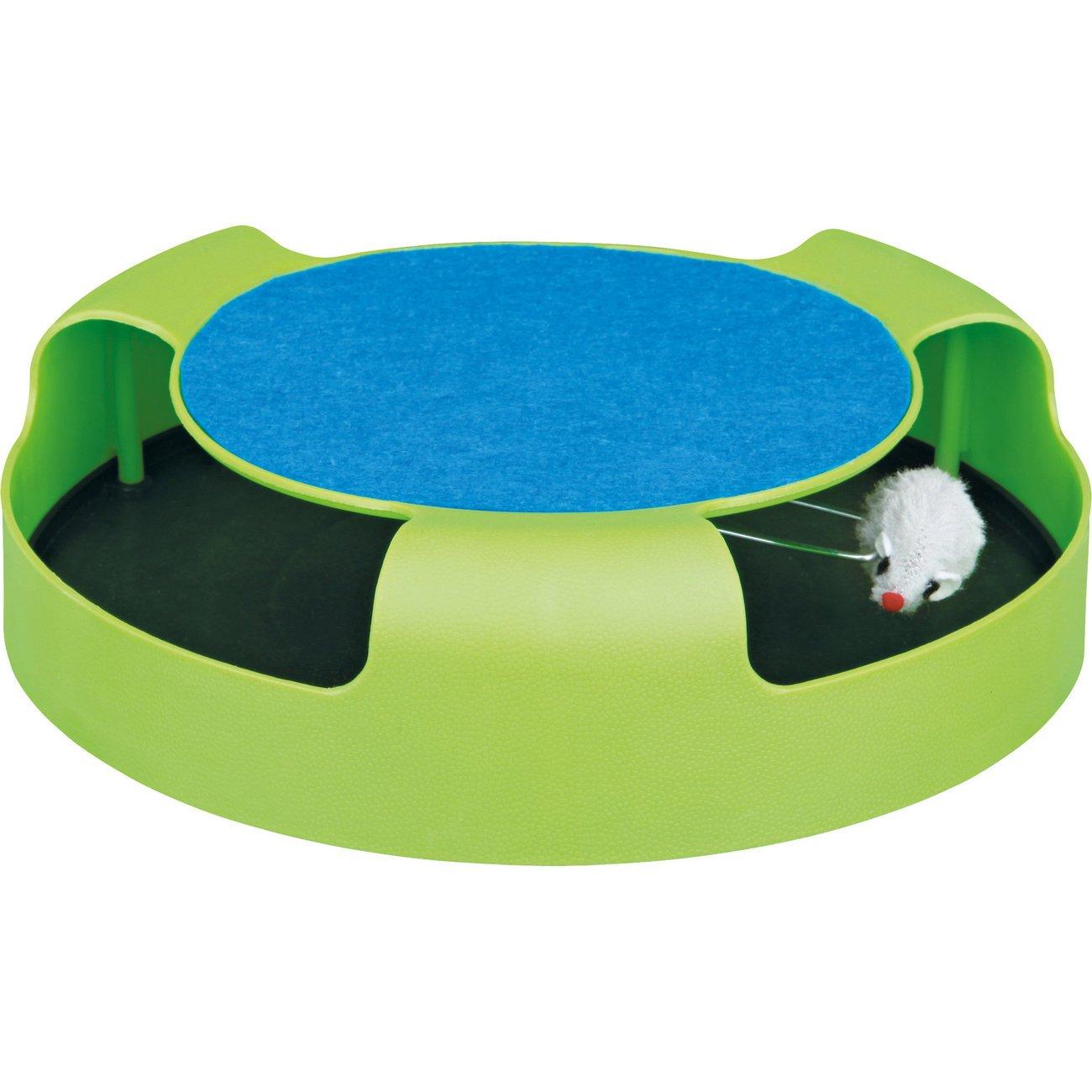 Trixie Katzenspielzeug Catch The Mouse, ø 25 cm