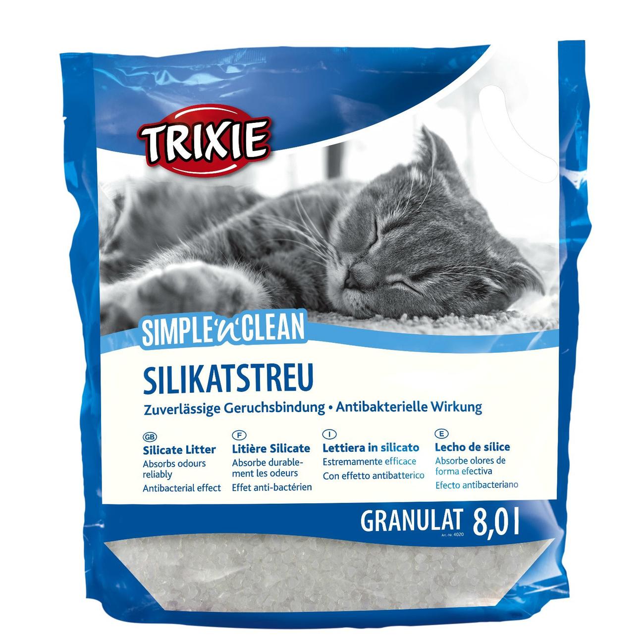 TRIXIE Katzenstreu Fresh 'n' Easy Granulat 4025, Bild 2