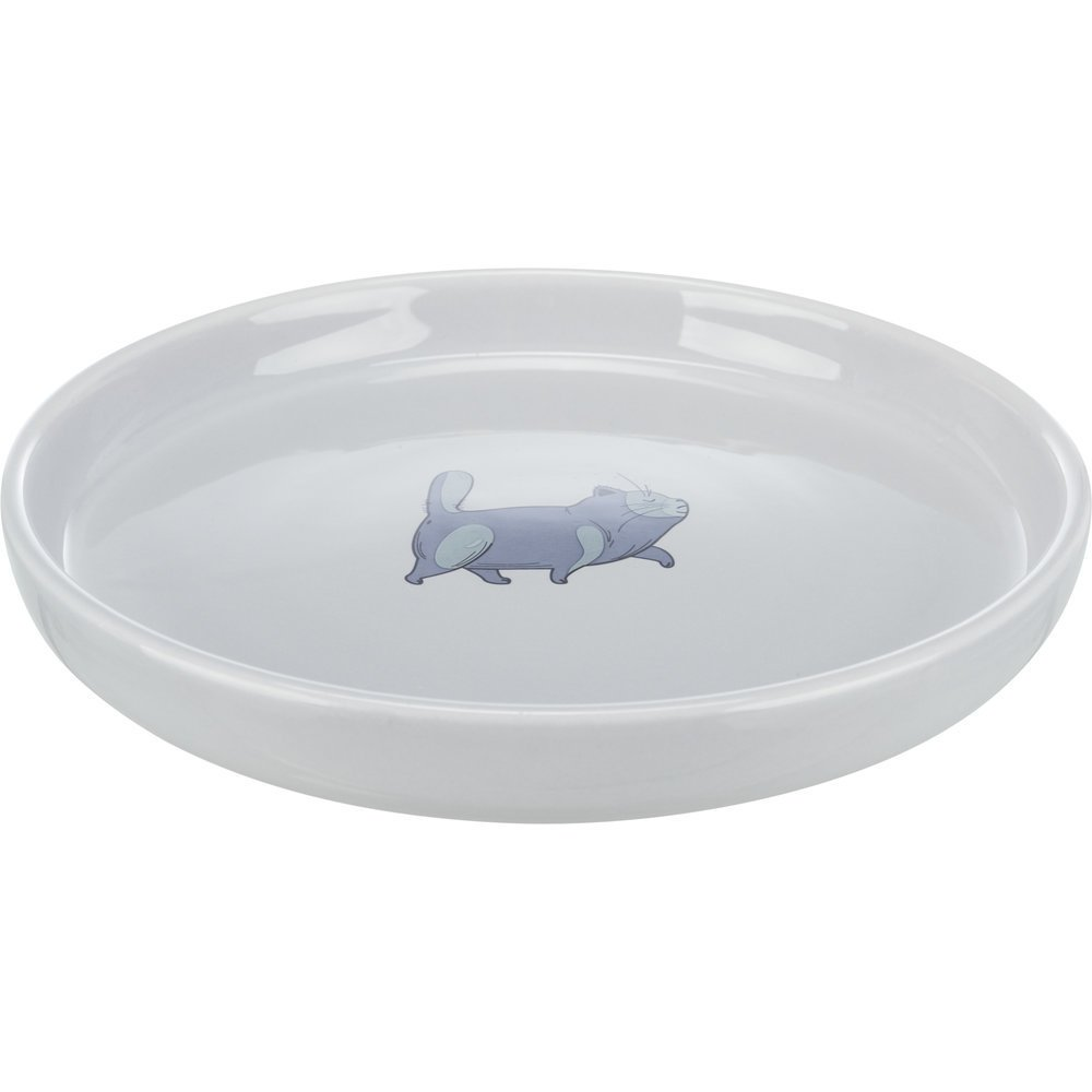 TRIXIE Keramiknapf mit Katzenmotiv Preview Image